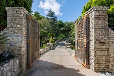Los Angeles County Single Family Home For Sale: 2701 Via Elevado