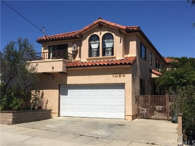 San Pedro Multi Family Home For Sale: 1084 W 18th Street