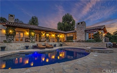 Los Angeles County Single Family Home For Sale: 18 Portuguese Bend Road