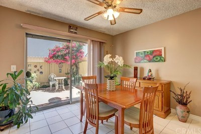 Tustin Condo/Townhouse For Sale: 671 W 6th Street #B