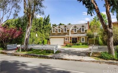 Palos Verdes Estates Single Family Home For Sale: 3621 Palos Verdes Drive N