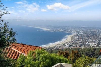 Palos Verdes Estates Single Family Home For Sale: 961 Via Rincon