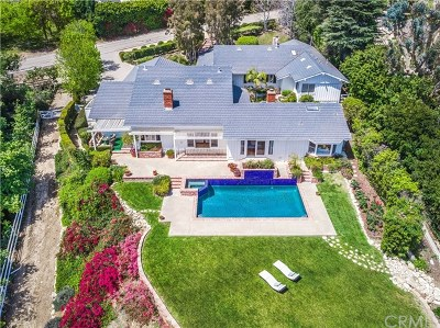 Los Angeles County Single Family Home For Sale: 2 Outrider Road