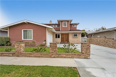 San Pedro Single Family Home For Sale: 300 N Malgren Avenue