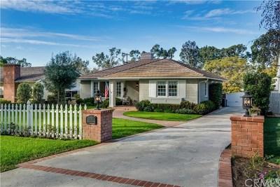 Palos Verdes Estates Single Family Home For Sale: 3321 Palos Verdes Drive N