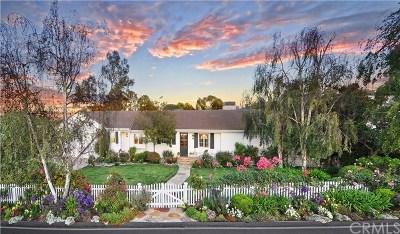 Rolling Hills Single Family Home For Sale: 17 Middleridge Lane N
