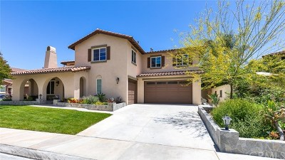 Murrieta Single Family Home For Sale: 26891 Aubrieta Street