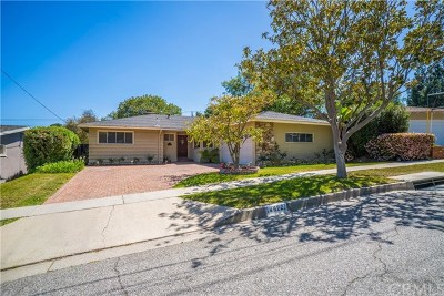 Rolling Hills Estates Single Family Home For Sale: 4622 Rockbluff Drive