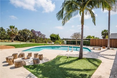 Rolling Hills Estates Single Family Home For Sale: 15 Santa Bella Road