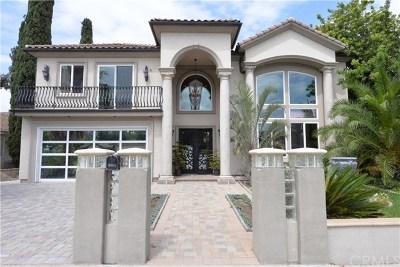 Laguna Hills Single Family Home For Sale: 25231 De Salle Street