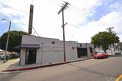 San Pedro Multi Family Home For Sale: 2004 S Gaffey Street