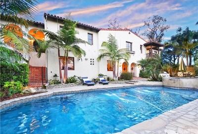 Los Angeles County Single Family Home For Sale: 701 Via La Cuesta