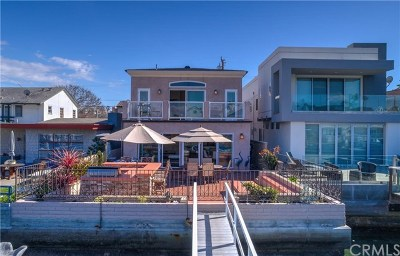 Lido Peninsula (Lipn) Multi Family Home For Sale: 507 36th Street