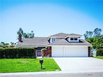 Laguna Hills Single Family Home For Sale: 26341 Houston Trail