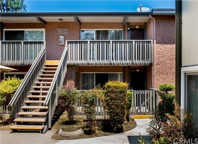 Torrance Condo/Townhouse For Sale: 23300 Marigold Avenue #Z202