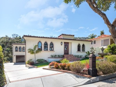 Rancho Palos Verdes Single Family Home For Sale: 6612 Via Siena