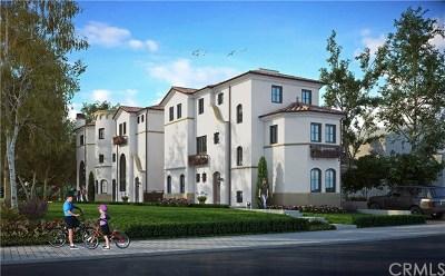 Redondo Beach Condo/Townhouse For Sale: 526 N Elena Avenue #B
