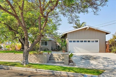 San Pedro CA Single Family Home For Sale: $910,000