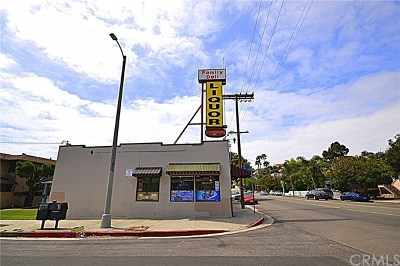 San Pedro Commercial For Sale: 2004 S Gaffey Street