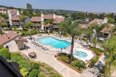 Rancho Palos Verdes Condo/Townhouse For Sale: 1837 Caddington Drive #46