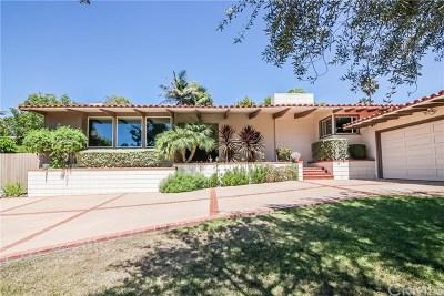 Palos Verdes Estates Single Family Home For Sale: 1328 Via Gabriel