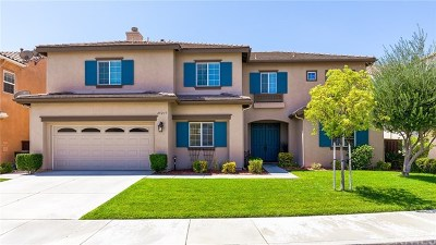 Temecula Single Family Home For Sale: 45237 Saint Tisbury Street