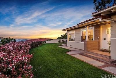 Los Angeles County Single Family Home For Sale: 704 Via Horcada