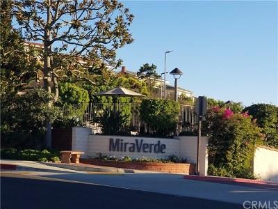 Rancho Palos Verdes Condo/Townhouse For Sale: 6305 Ridgemar Court