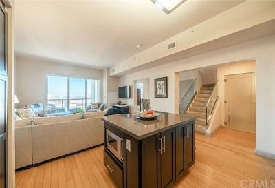 Long Beach Condo/Townhouse For Sale: 388 E Ocean Boulevard #P7