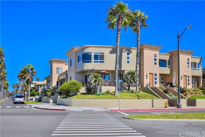 Redondo Beach Condo/Townhouse For Sale: 1800 Esplanade #A