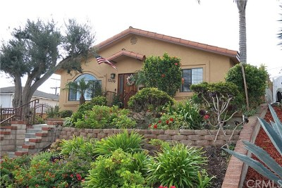 San Pedro CA Single Family Home For Sale: $785,000