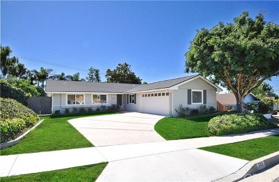 Rancho Palos Verdes Single Family Home For Sale: 7022 Lofty Grove Drive
