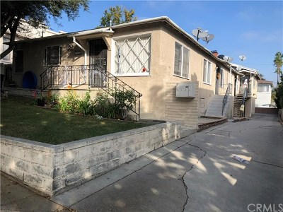 San Pedro Multi Family Home For Sale: 1136 10th Street