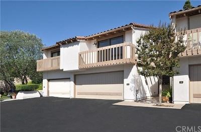 Palos Verdes Estates, Rancho Palos Verdes, Rolling Hills Estates Condo/Townhouse For Sale: 40 Seaview Drive N