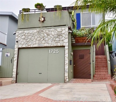 Torrance, Redondo Beach Single Family Home For Sale: 1725 Axenty Way