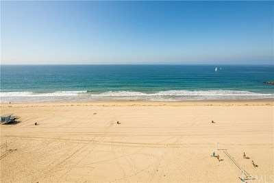 Redondo Beach Condo/Townhouse For Sale: 727 Esplanade #305