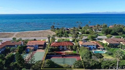 Single Family Home For Sale: 2012 Paseo Del Mar