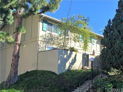 Lomita Condo/Townhouse For Sale: 1978 Rolling Vista Dr #26
