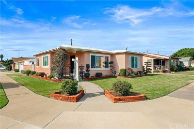 Gardena Single Family Home For Sale: 16015 S Saint Andrews Place