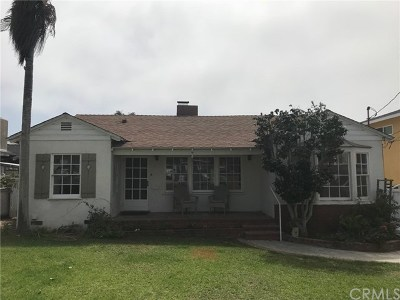 Los Angeles County Rental For Rent: 1026 Avenue B