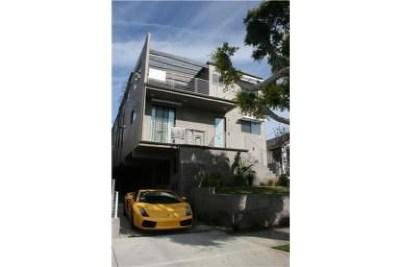 Los Angeles County Rental For Rent: 812 N Juanita Avenue #B