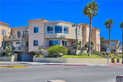 El Segundo, Hermosa Beach, Manhattan Beach, Palos Verdes Estates, Rancho Palos Verdes, Redondo Beach, Rolling Hills Estates Condo/Townhouse For Sale: 1800 Esplanade #A