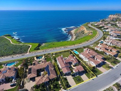 Rancho Palos Verdes Single Family Home For Sale: 31 Via Del Cielo