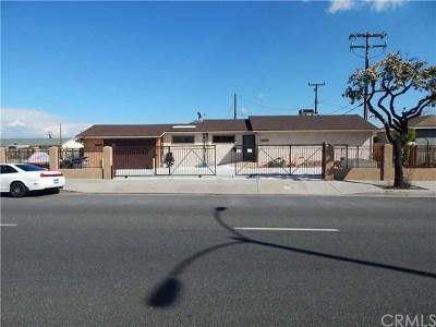 Carson Commercial For Sale: 22118 Avalon Boulevard
