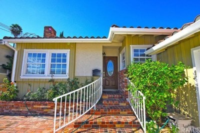 Rancho Palos Verdes Single Family Home For Sale: 2120 Ronsard Road