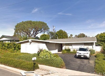 Rancho Palos Verdes Single Family Home For Sale: 5209 Elkmont Drive