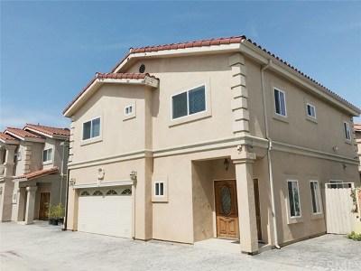 Hawthorne Condo/Townhouse For Sale: 14022 Lemoli Avenue #C