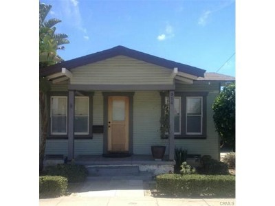 Orange Single Family Home For Sale: 914 E Almond Avenue