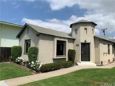 Long Beach Multi Family Home For Sale: 3723 8th. Street E
