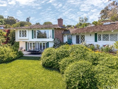 Rancho Palos Verdes Single Family Home For Sale: 28689 Roan Road
